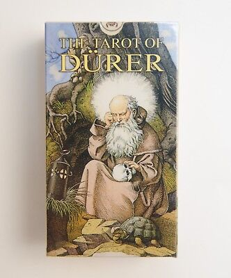 Durer 78 Tarot Oracle Cards Deck NIB +short manual in English