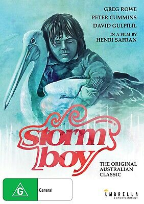 Storm Boy 1976 - DVD (Posted After 06/03/2019)