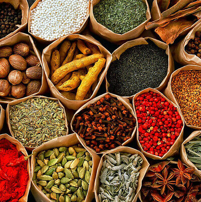 Whole and Ground Spices Masala and Seeds | Direct From India  | Free Shipping