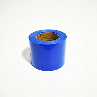 """Roll of 4"""" x 108' Preservation Tape - Blue - MSW-714B"""