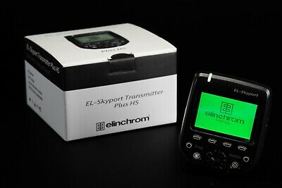 Used Elinchrom Skyport Plus HS for Canon Command Remote