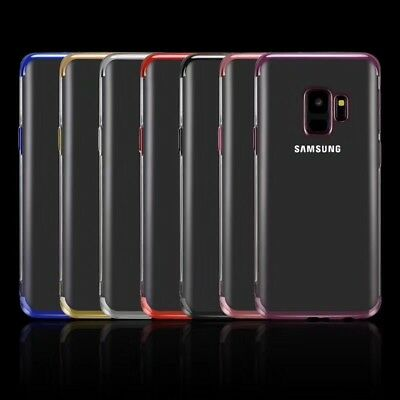 Luxury Ultra Slim Case Shockproof Bumper Cover For Samsung Galaxy S8 S9 Plus