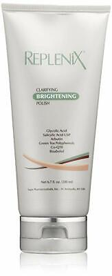 Replenix Clarifying Brightening Polish Glycolic+ Salicylic Acid 6.7 Oz NEW FRESH