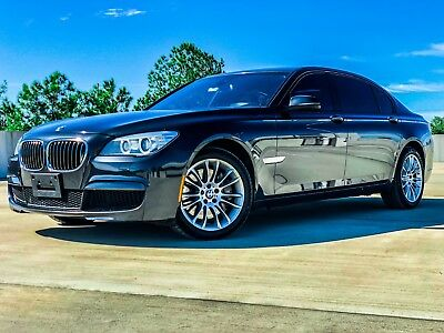 2013 BMW 7-Series 750Li xDrive AWD M Pack. SPORT HUD NAV LQQK 2013 BMW 7-Series 750Li xDrive AWD M SPORT Comfort HUD NAV Xenon Loaded CLEAN