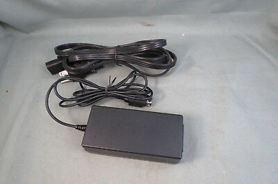 Epson #M235A AC Adapter, 3 Pin Power Supply and Cord, TM-U220,T88,U200
