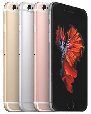 Apple iPhone 6S 32GB Silver Space Gray Rose Gold Verizon Unlocked *Refurbished*