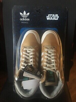 0fbcd6b1 ADIDAS ORIGINALS STAR WARS HOTH LUKE SKYWALKER Shoes Han Solo Vader US 10.5
