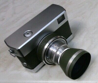 Werra 1(olive) with Carl Zeiss Jena Tessar 2.8/50mm, case, instructions, tested