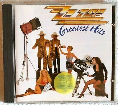 ZZ Top - Greatest Hits (1992), CD