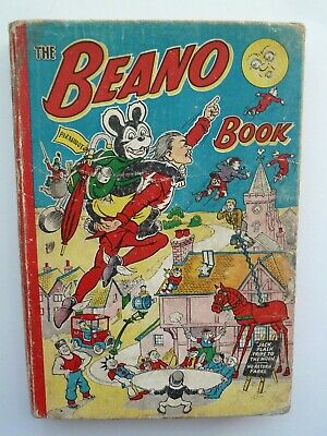 The Beano Book Annual 1953 Very Good Overall Condition. Low start price.