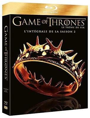 Game of Thrones - Saison 2 [Blu-ray]