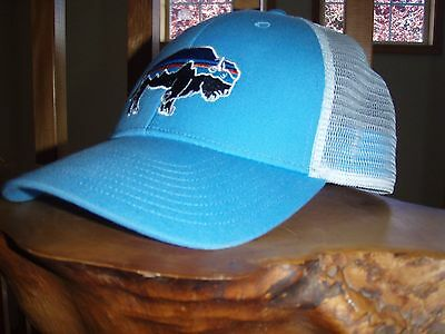 29e70d4b4c5 Patagonia Fitz Roy Bison Organic Cotton Skipper Blue LoPro Trucker Hat