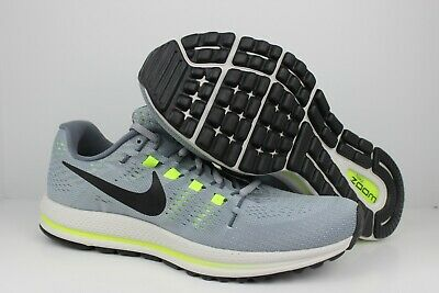 8ae0bc02615e25 Nike Air Zoom Vomero 12 Men s Running Shoes Wolf Grey Black 863762-002 Size  8