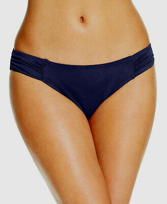 005d1508bcca4 Tommy Bahama Ruched Side-Tab Hipster Bikini Bottoms  53 Size M   U7 74 NEW
