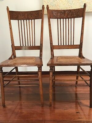 Antique dining or occasional chair