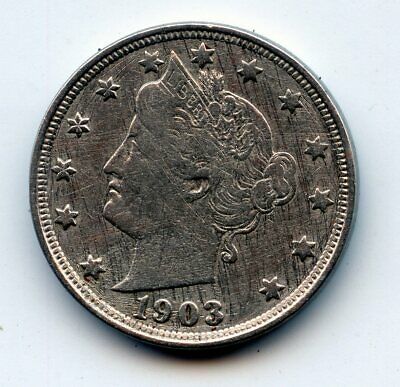 1903-p Liberty head Nickel (SEE PROMOTION)