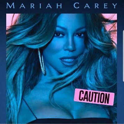 Mariah Carey **Caution [Explicit Content]** BRAND NEW CD - FREE SHIPPING!