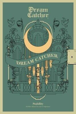 DREAMCATCHER - The End of Nightmare [Stability ver.] CD+Poster+Gift+Tracking no.