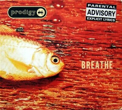 The Prodigy - Breathe (CD)