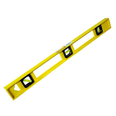 60cm / 600mm / 24 inch Lightweight DIY Home 3 Vial Spirit Level