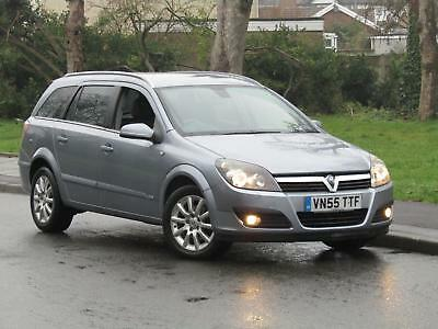 Vauxhall Astra 1.7CDTi 16v Design**LOW MILEAGE DIESEL ESTATE**64K**PSH**