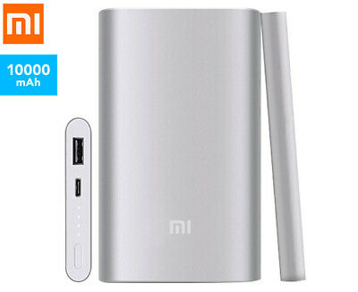Xiaomi 10000mAh Mi Power Bank 2 - Silver