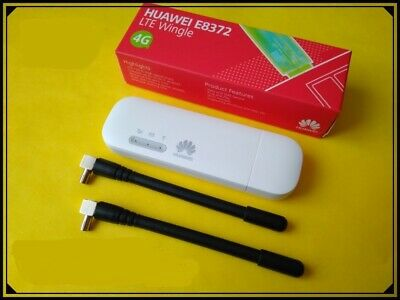HUAWEI E8372 H-153 LTE+ HOTSPOT WLAN 4G MODEM - Wi-Fi in your car