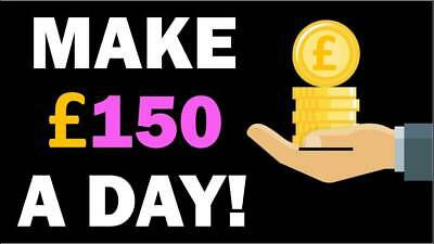 £150+ a day Business for sale | Easy to follow guides | No investment required £