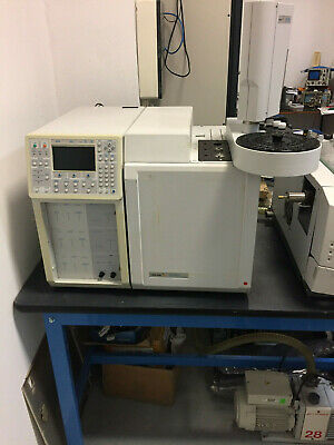 Refurbished Varian CP 3800 Gas Chromatograph FID Detector with Autosampler CP-84