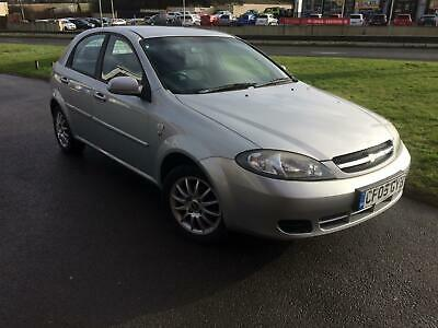 2005 Chevrolet Lacetti 1.6 SX - New MOT - Only 70000 Miles