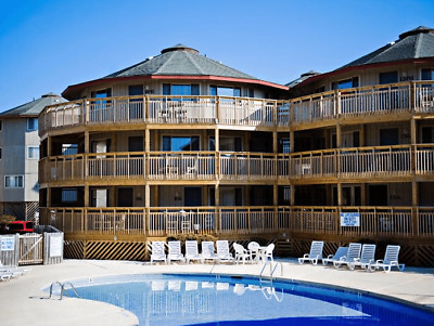 Outer Banks Beach Club Resort - Annual Fixed Week 14 - Free $250