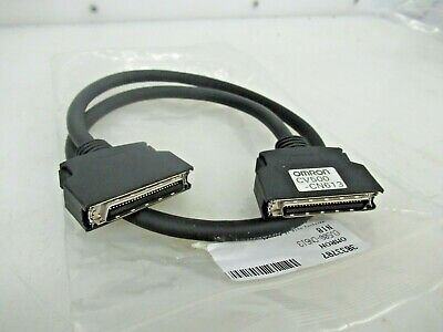 New Omron Link Cable Cv500 Cn613