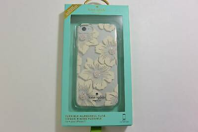 New Kate Spade New York Hardshell Hollyhock Floral Case For iPhone 8 & iPhone 7