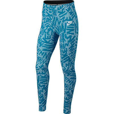 NWT Nike Youth Big Girls NSW Tights Size S M L 860103