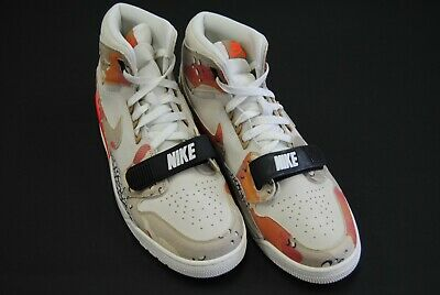 207e7b84 [Av3922 126] New Men's Air Jordan Legacy 312 Sail Desert Camo Infrared 23  Jo1420
