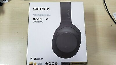 Sony WH-H900N h.ear on 2 Bluetooth Wireless Noise Canceling Headphones