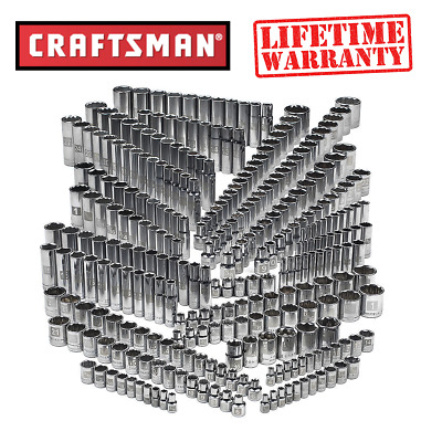 Craftsman 299 pc. Ultimate Easy Read Socket Set BRAND NEW!! NO SALES TAX!!