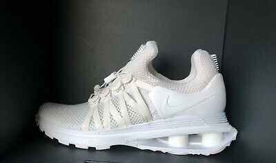 NEW WMNS Nike Shox Gravity Running Shoes White Women s Size 6 100%  Authentic. abf56d6b6