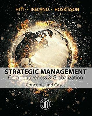 Strategic Management Concepts and Cases Competitiveness and Globalization [PDF]