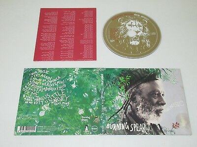 Burning Spear / Our Music ( Ntcd 155) CD Album Digipak
