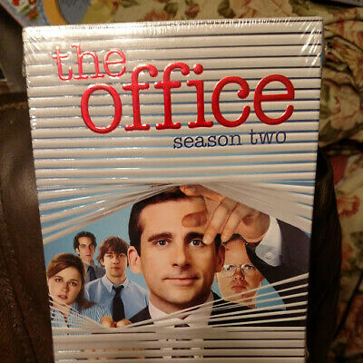 Brand New The Office Complete Second Season Two Dvd Sealed Season 2 Steve Carell