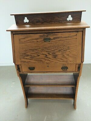 antique writing desk - original family owned, not suited to new home.