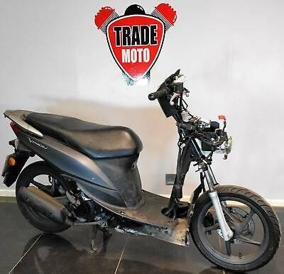 2015 65 HONDA NSC 50 VISION MOPED SCOOTER PROJECT HPI CLEAR FRAME ENGINE 8K 49cc
