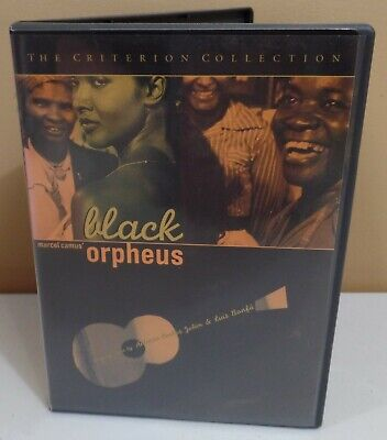 Black Orpheus (The Criterion Collection) DVD Spine # 48