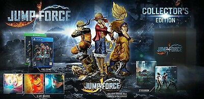 Preordine 15 febbraio 2019 - JUMP FORCE COLLECTOR'S EDITION Playstation 4 PS4