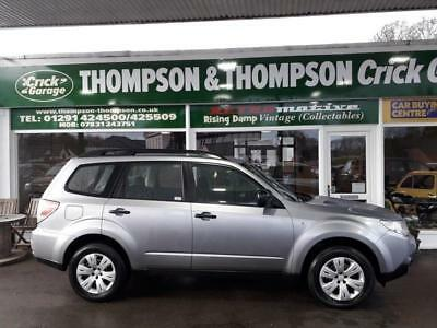 2009 Subaru Forester X 2.0 5dr