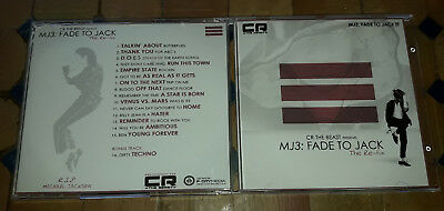 Michael Jackson & Jay Z - CD Mj3 Fade To Jack (The Re-fix) SPECIAL FAN EDITION