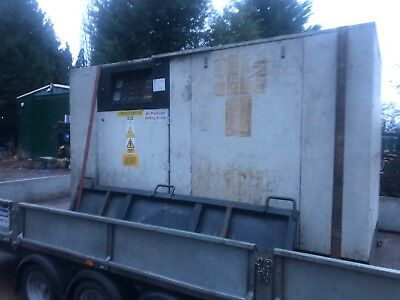 used screw compressor