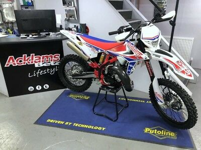 Beta RR 125 2018 excellent condition low hours