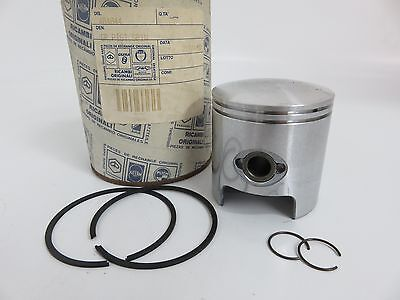 OEM Piaggio Hexagon 150 Piston Assy 60.6mm Part 484844